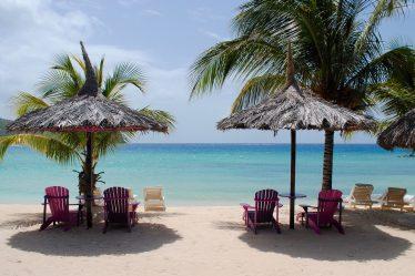 La liste des plus belles régions des Caraïbes.