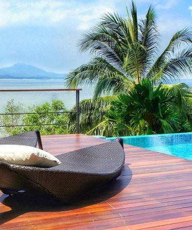 La Thaïlande et ses nombreuses plages magnifiques.